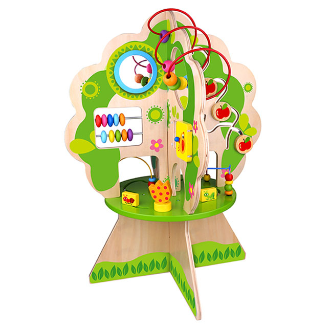 Forest Friends Discovery Tree Image