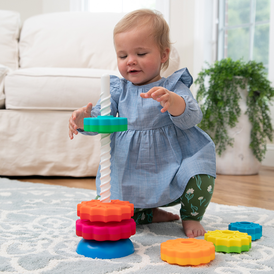 Toys For Under 1 Year : Spinagain