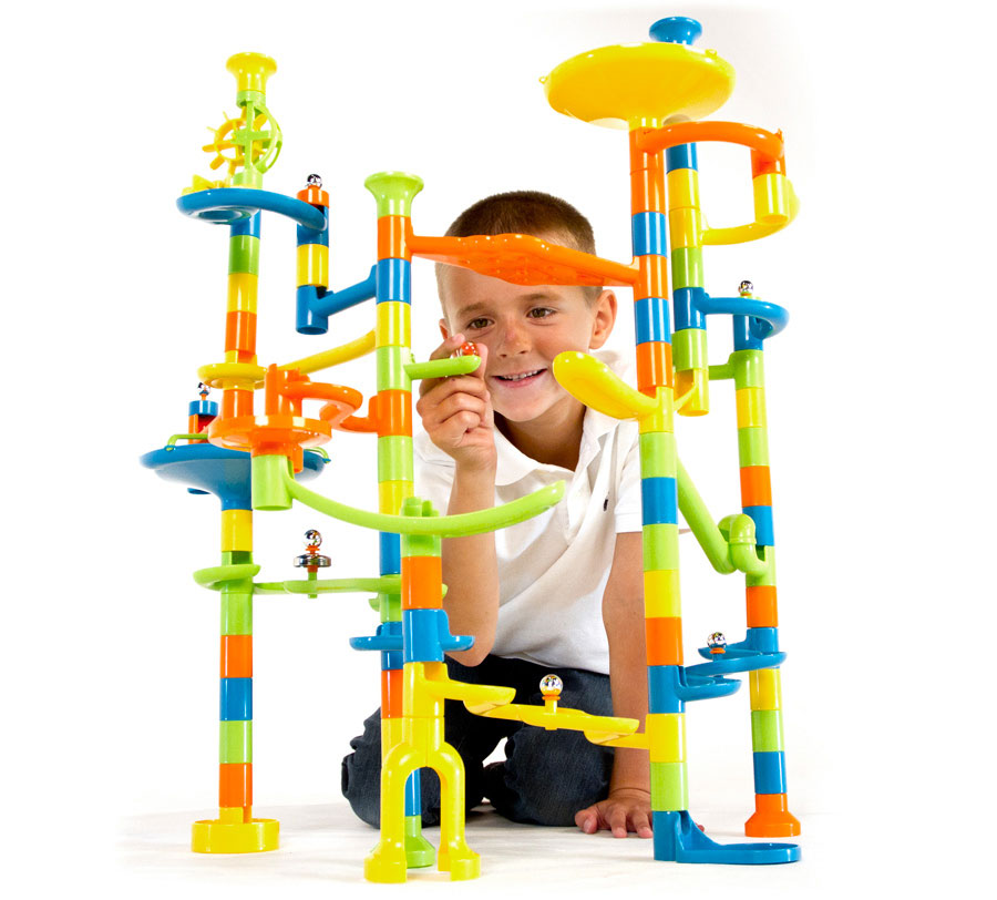 Toys For 4 5 Year Olds : Super fun marble run
