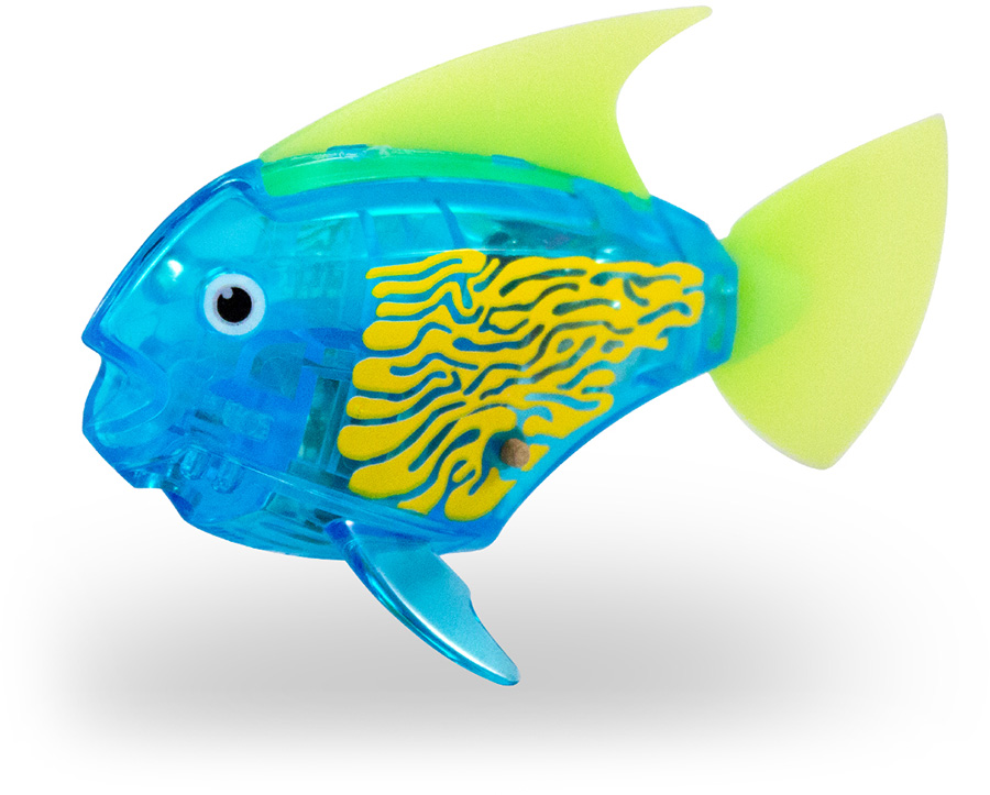 hexbug lighted aquabot 2 0 deco fish