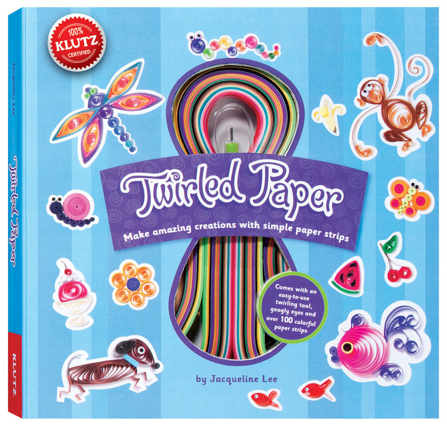 Klutz twirled paper for Arts and crafts for 10 year old girls