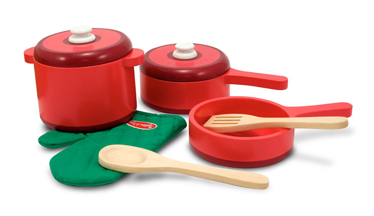Toy Pots And Pans : Pots and pans toys how to meet russian