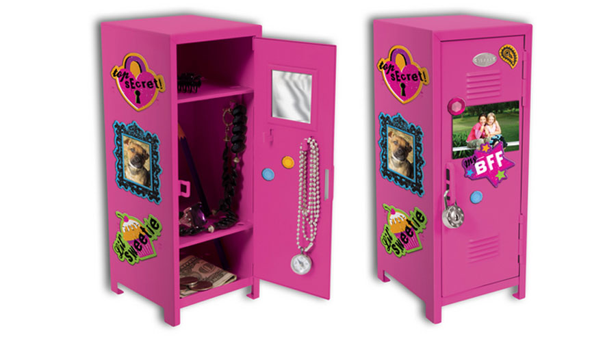 Toys For 13 And Up : Girl talk locker