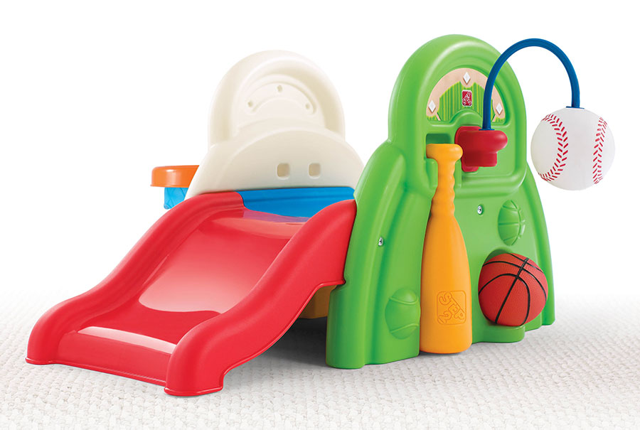 Cool Toys For First Birthday : Sportstastic activity center