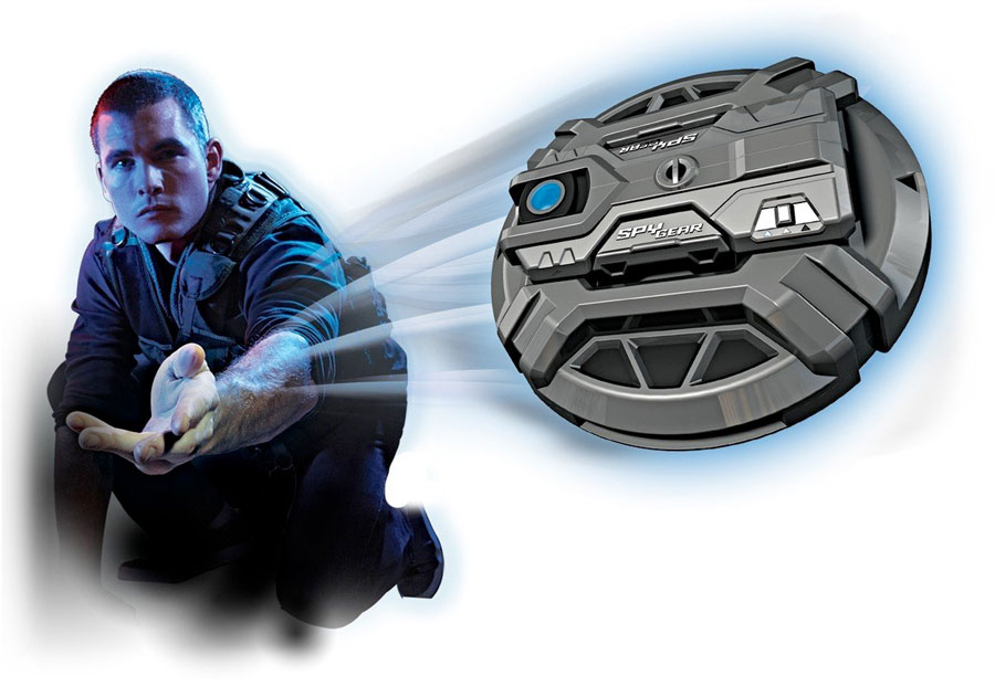 Spy Toys For Boys : Spy gear panosphere cam
