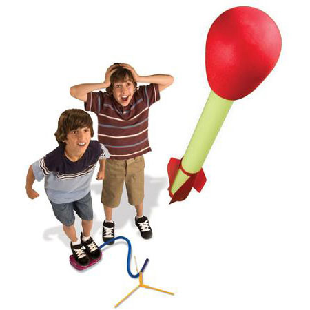 stomp rocket assembly instructions