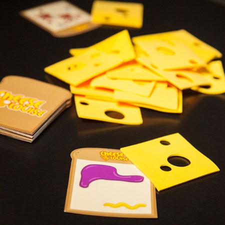 Cheese Louise pattern matching game