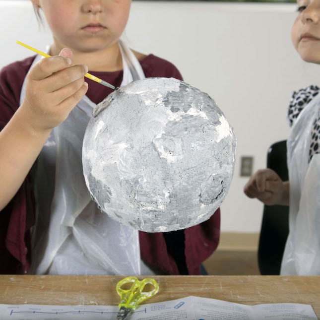 Surprise Ride - Build a Model Moon Activity Kit