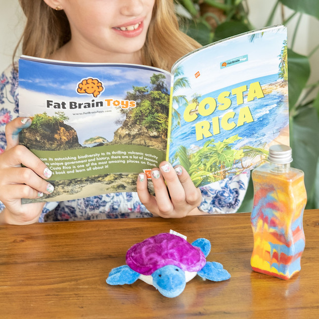 Surprise Ride - Create Sand Art Activity Kit