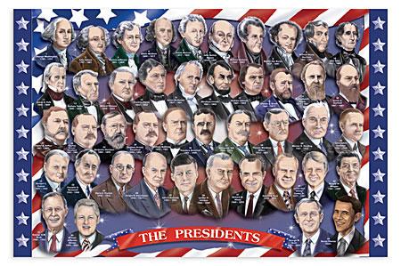 5to presidente de estados unidos:
