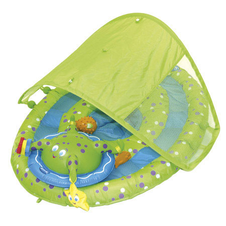 Spring Float w/ Canopy by Swimways | Pool Supplies | Family Leisure