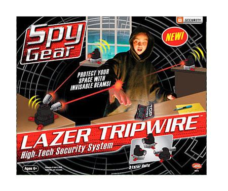 Spy Gear Laser Trip Wire
