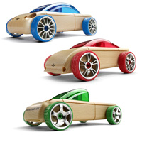 Mini Automoblox S-9/C9/T9 - 3 pack