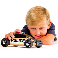 Automoblox S9 Police Car