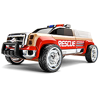 Automoblox T900 Rescue Truck