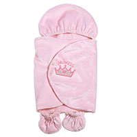 PlayTime Baby Snuggle Up - Pink