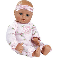 PlayTime Baby Little Princess - Lt. Skin