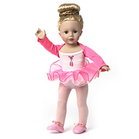 Favorite Friends Beautiful Ballerina - 18 inch