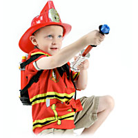 Ultimate Fire Fighter Dress Up Set