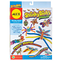 Shrinky Dinks - Insects