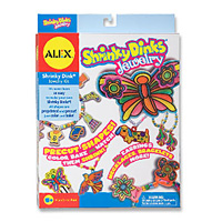 Shrinky Dinks - Jewelry