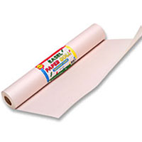 Paper Roll - 18 x 75 inch White