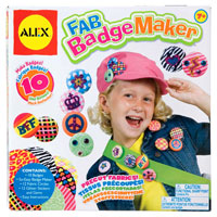 Fab Badge Maker