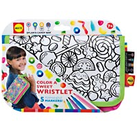 Dylan's Candy Bar - Color A Sweet Wristlet