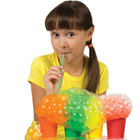 Kids Concoctions - Bubble Art