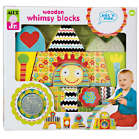 Mix 'n Max - Wooden Whimsy Blocks