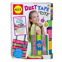 Duct Tape Tote