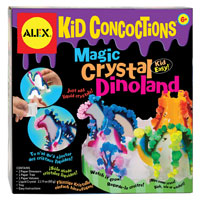 Kid Concoctions Magic Crystal Dinoland