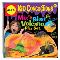 Kid Concoctions Mix n Blast Volcano Play Set