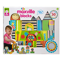 Maxville Blocks - 30 pc