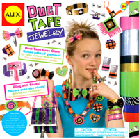 Duct Tape Jewelry
