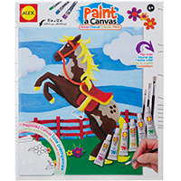 Paint A Canvas - Horse