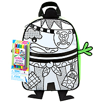 Color A Back Pack - Pirate