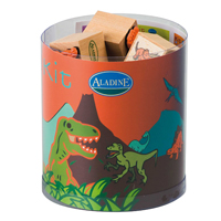 Aladine Stamps - Dinosaurs