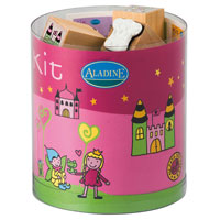Aladine Stamps - Princess