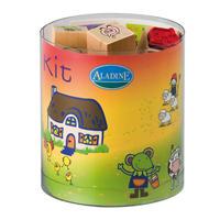 Aladine Stamps - Farm