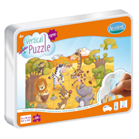 Aladine Vertical Puzzle - Savannah 24 pc