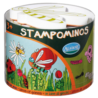 Aladine Stamps - Insects