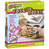 Clayzee Fossil Rock Kit