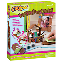 Clayzee Wood Works Kit
