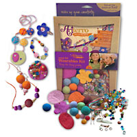 Wool Felt Jewelry Kit