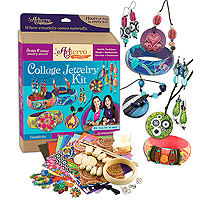 Collage Jewelry Kit