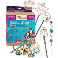 Deluxe Bubble Wand Kit