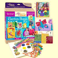 Canvas Book Kit