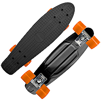 Chicago Cruiser Retro Skateboard