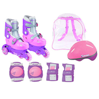 Chicago InLine Skate Training Set - Pink
